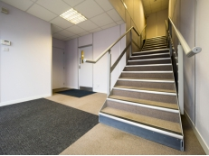 Commercial: Lobby, Staircase & Windows, Croydon