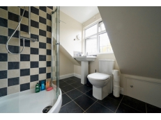 Painting Shower Room: South Croydon