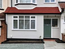 Exterior Decorating - Pebbledash: West Wickham